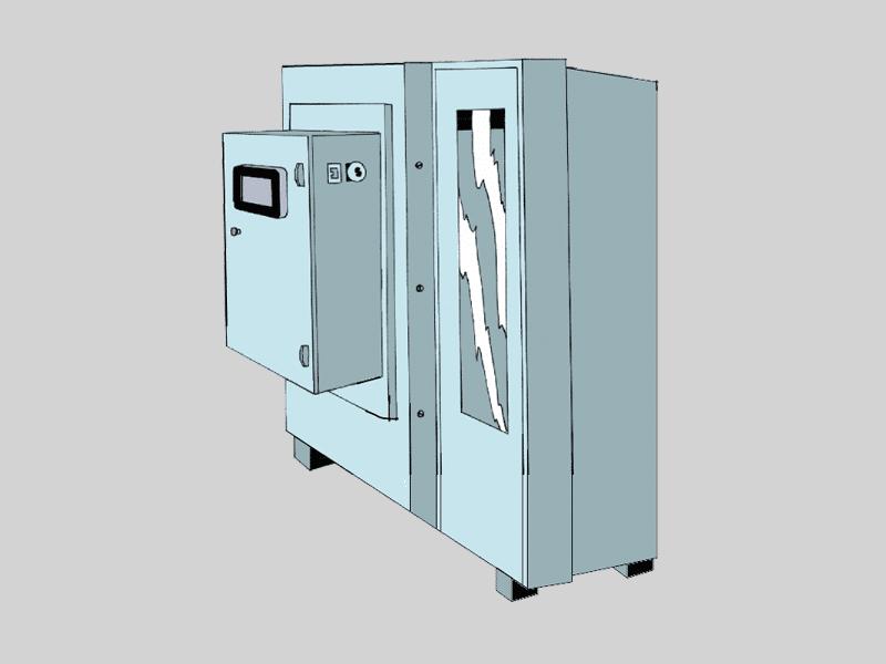 Améliorer la production avec des machines avec SFV3 Azlac