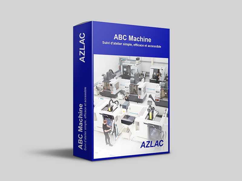 Logiciel ABC machine suivi du fonctionnement des machines atelier